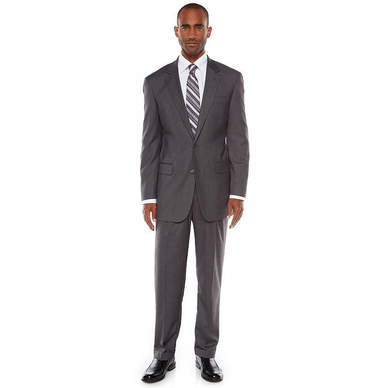 Men's Croft & Barrow® Classic-Fit Solid Suit