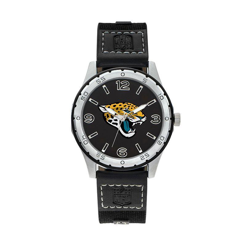 Sparo Men's Player Jacksonville Jaguars Watch
