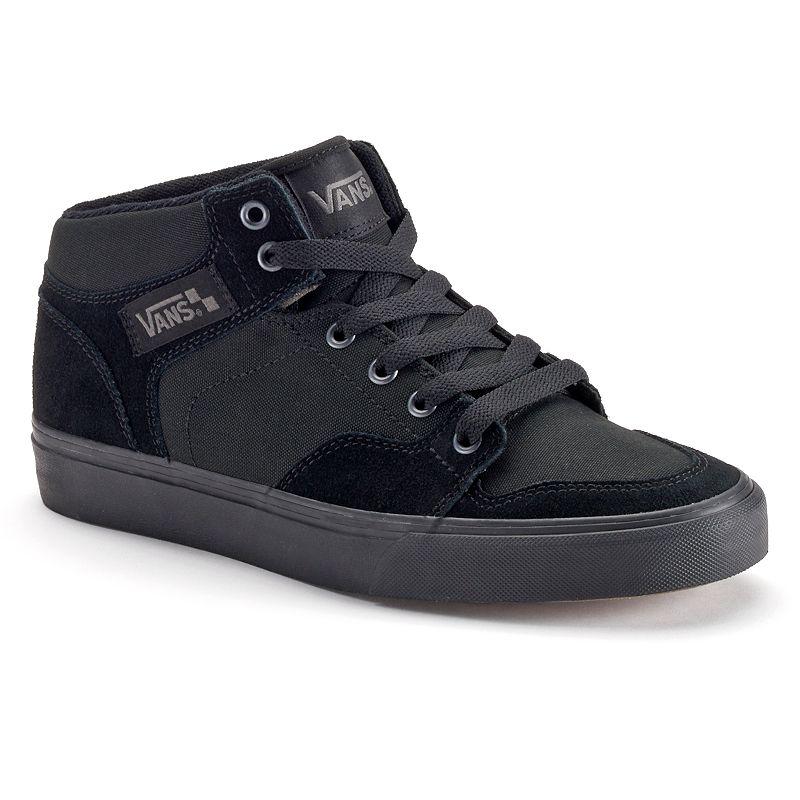 Vans Brooklyn Men's Mid-Top Skate Shoes