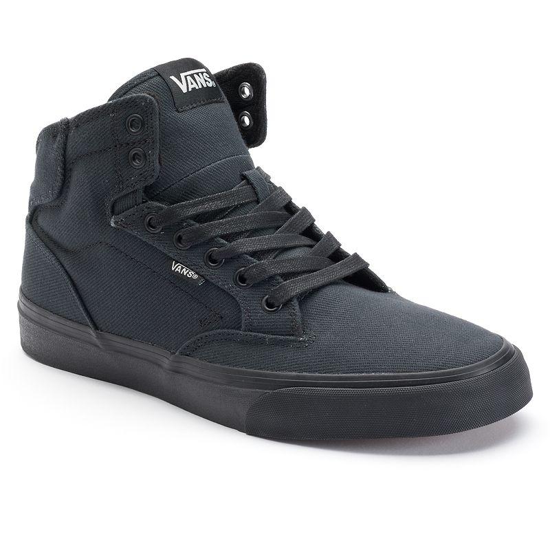 Vans Winston Men's Mid-Top Skate Shoes