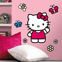 Hello Kitty® Peel & Stick Wall Decals