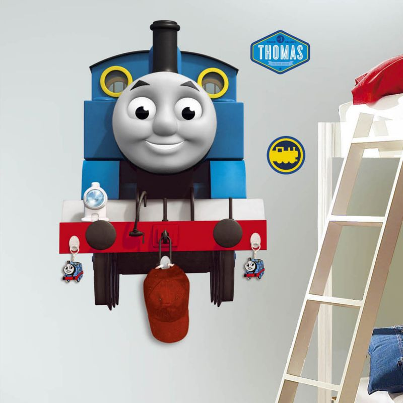 thomas the tank engine peel stick wall decal