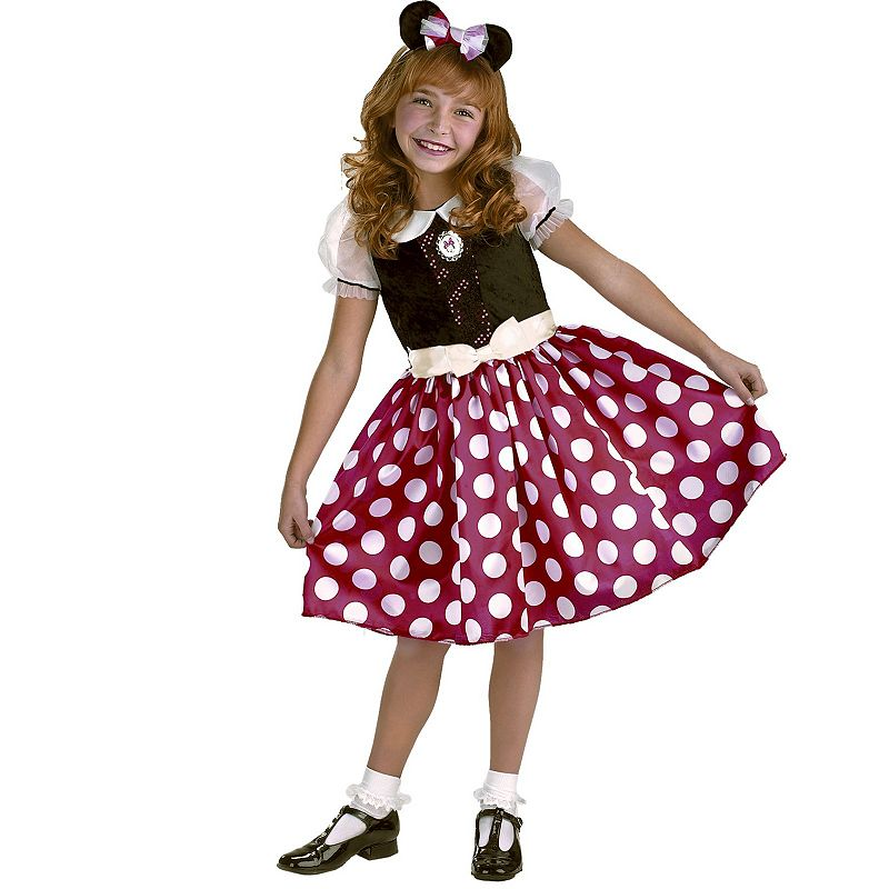Disney Minnie Mouse Costume - Kids Plus