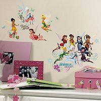 Disney Fairies Peel & Stick Wall Decals