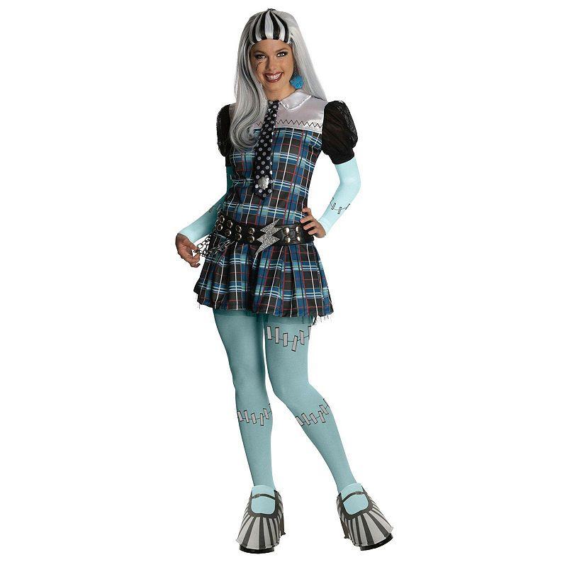 Monster High Deluxe Frankie Stein Costume - Adult