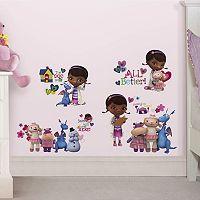 Disney Doc McStuffins Peel & Stick Wall Decals