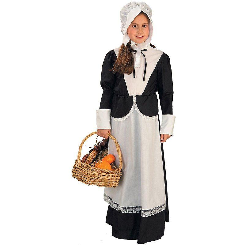 Pilgrim Girl Costume - Kids