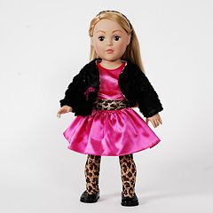 Madame Alexander Dollie & Me Party Dress Doll