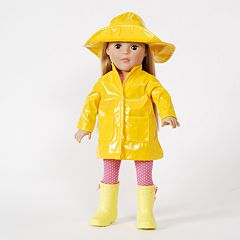 Madame Alexander Dollie & Me Rain Coat Doll