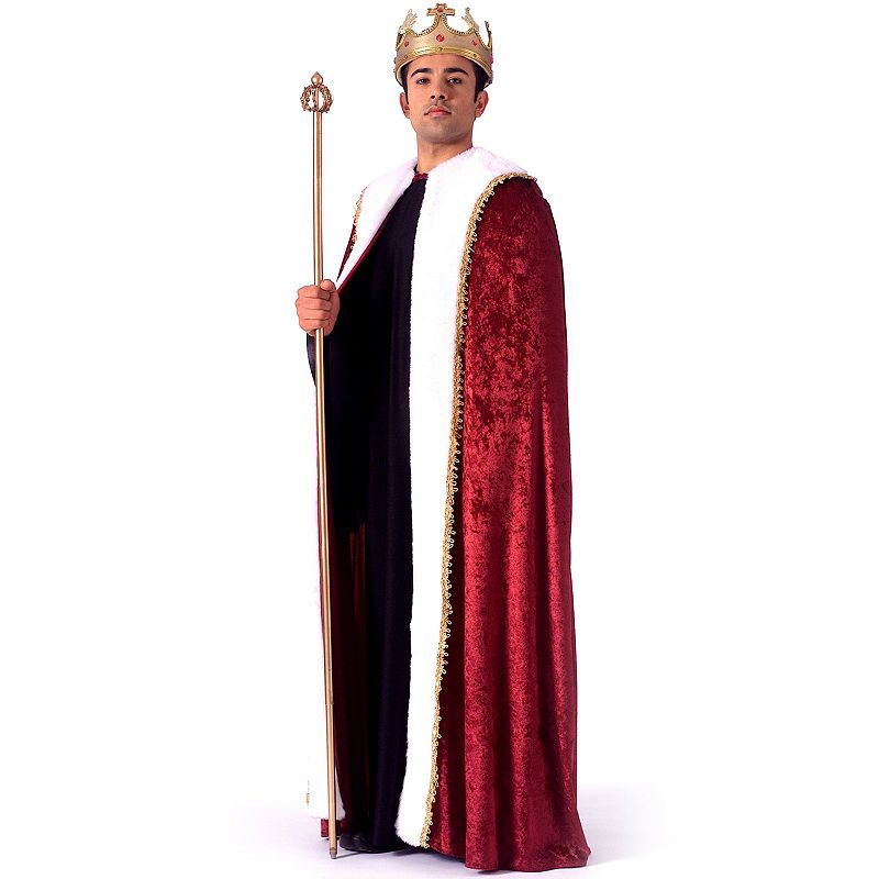 King Robe Costume - Adult