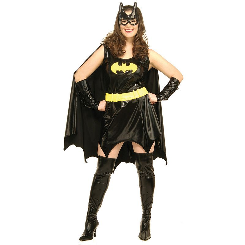 Batgirl Costume - Adult Plus