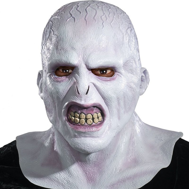 Harry Potter Voldemort Deluxe Mask - Adult
