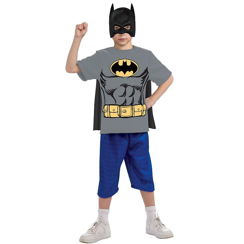 DC Comics Batman Costume Kit - Kids