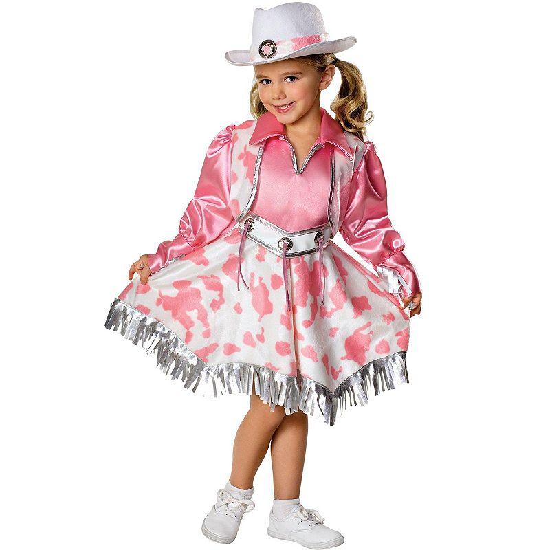 Western Diva Costume - Kids