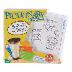 Pictionary Frame Game by Mattel