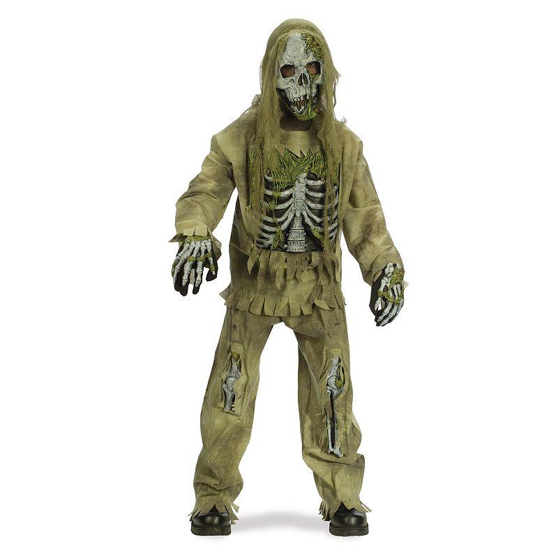 Skeleton Zombie Costume - Teen