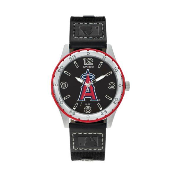 Sparo Men's Player Los Angeles Angels of Anaheim Watch