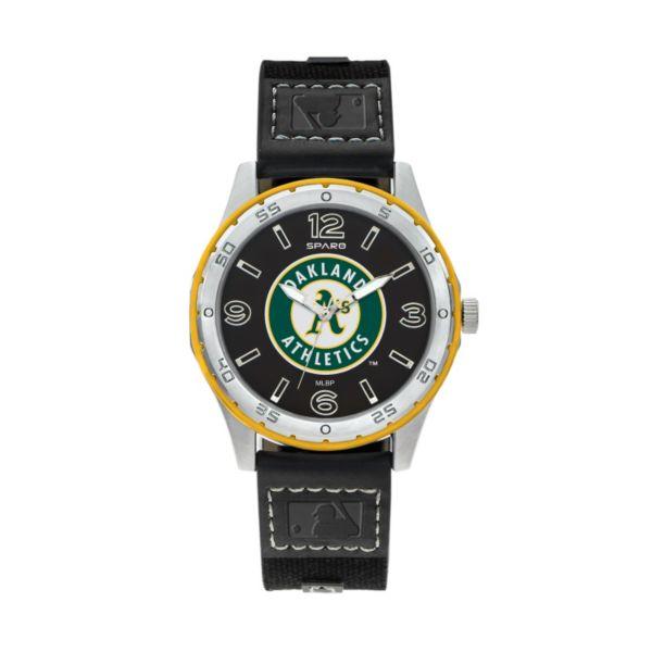 Sparo Men's Player Oakland Athletics Watch