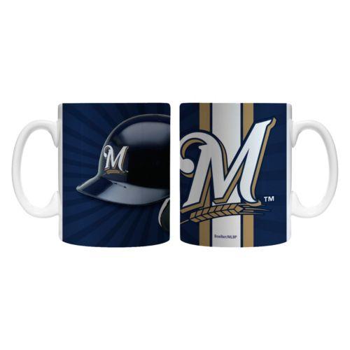 Milwaukee Brewers 2-Pack Coffee Mugs