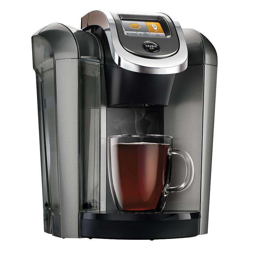 Blue Coffee Maker At Kohl S : Keurig 2.0 K575 Coffee Brewing System NEW in Box coffee maker eBay