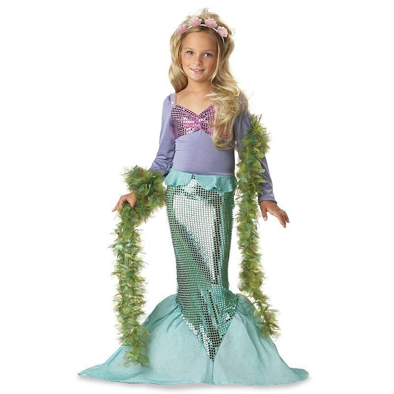 Lil' Mermaid Costume - Toddler