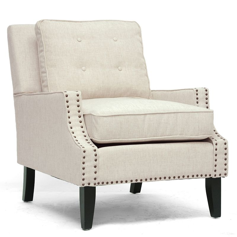 Baxton Studio Norwich Lounge Chair
