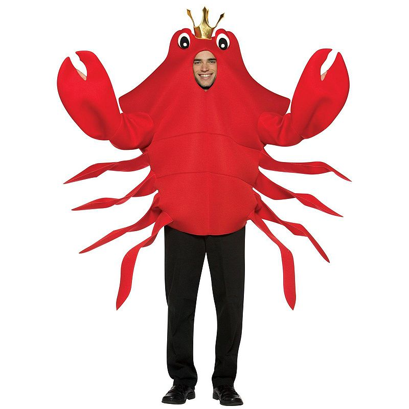 King Crab Costume - Adult