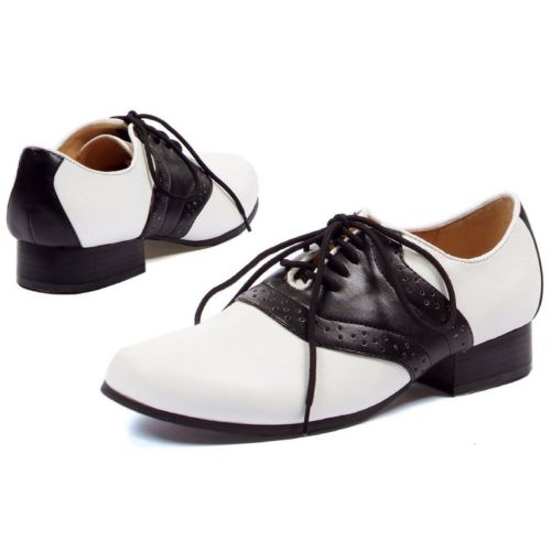 Saddle Costume Shoes - Adult