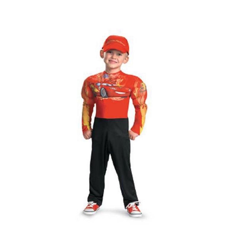 Disney / Pixar Cars Lightning McQueen Classic Muscle Costume - Toddler