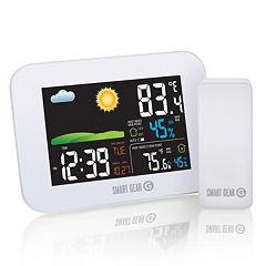 Smart Gear Wireless Weather Station Indoor & Outdoor
