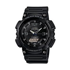 Casio Men's Tough Solar Illuminator Analog & Digital Watch AQS810W-1A2VCFK