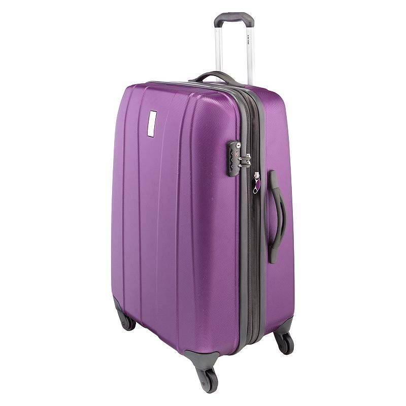Delsey Helium Shadow 25-Inch Hardside Spinner Luggage