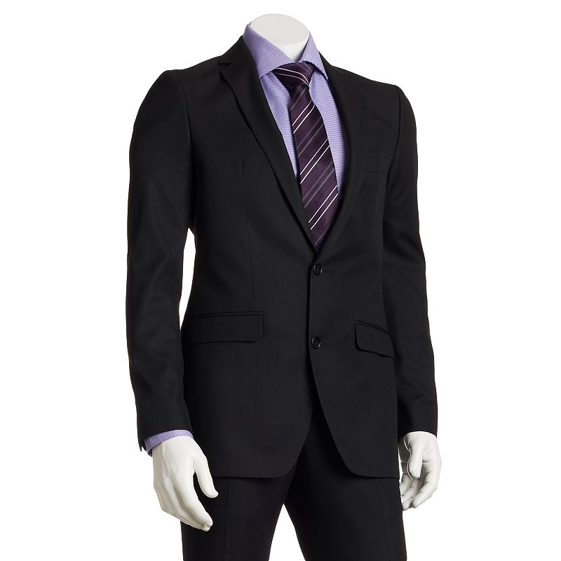 Men's Apt. 9® Extra-Slim Black Suit Jacket