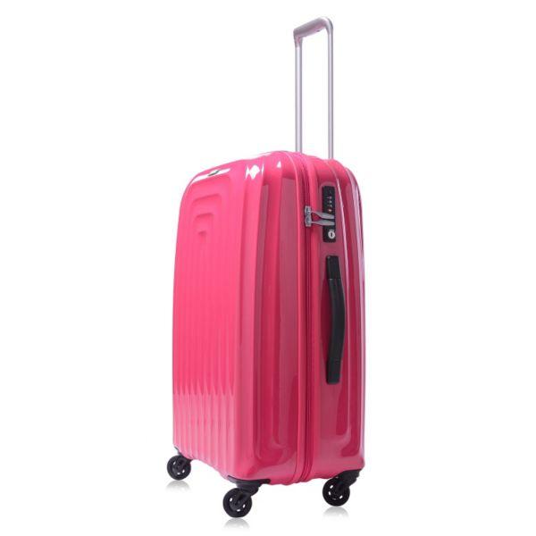 Lojel Wave 24-Inch Hardside Spinner Luggage