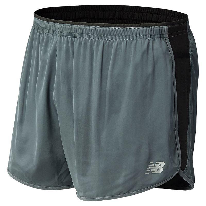 Men's New Balance Impact Split Shorts
