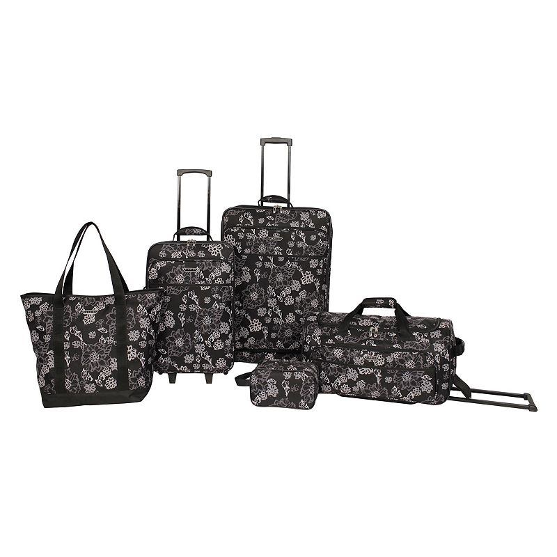 Prodigy Mayfair 5-Piece Spinner Luggage Set