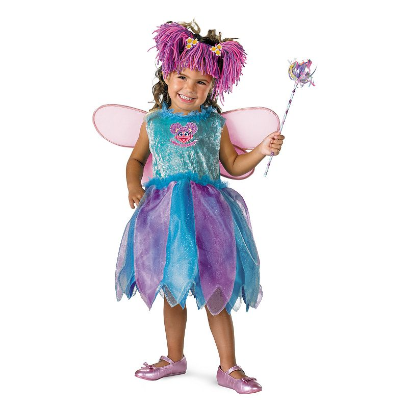 Sesame Street Abby Cadabby Dress Costume - Toddler