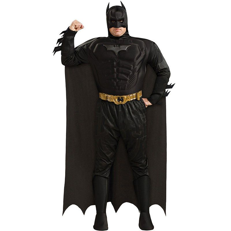 Batman The Dark Knight Rises Muscle Chest Deluxe Costume - Adult Plus