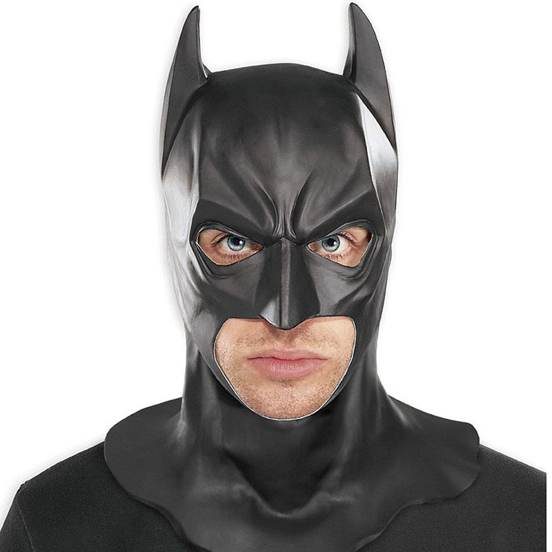 Batman The Dark Knight Rises Full Mask - Adult
