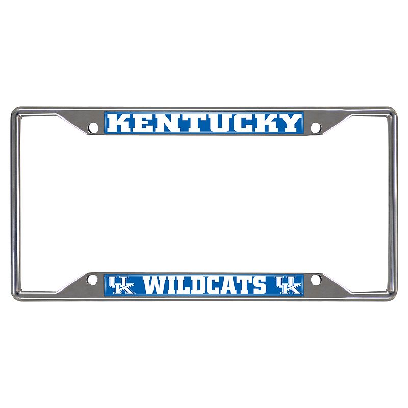 Kentucky Wildcats License Plate Frame