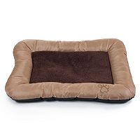 PAW Cozy Pet Crate Dog Bed - 30'' x 46''