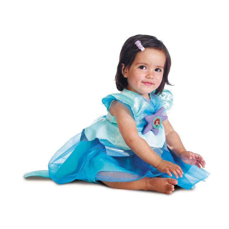 Disney Princess Ariel Costume - Baby (Blue)