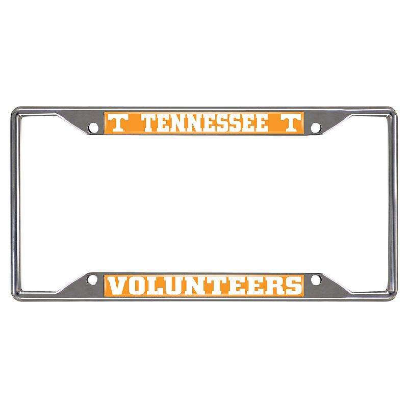 Tennessee Volunteers License Plate Frame