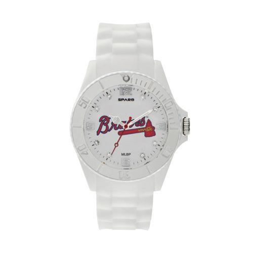 Sparo Cloud Atlanta Braves Women's Watch