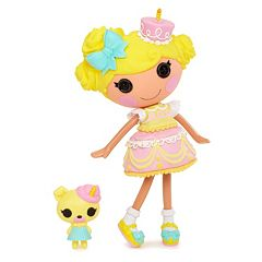 Lalaloopsy Candle Slice O'Cake Doll  by