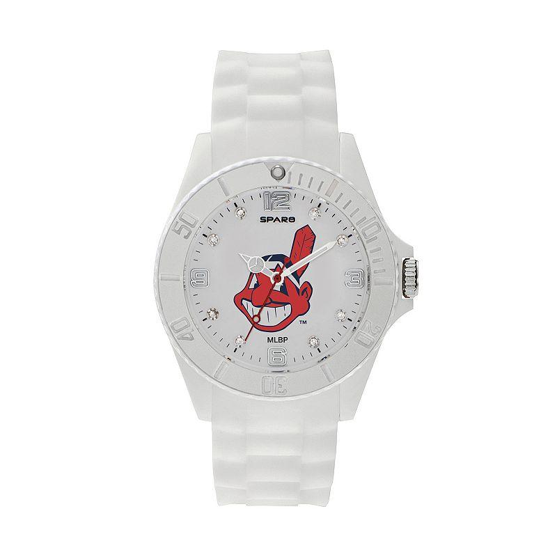 Sparo Cloud Cleveland Indians Women's Watch