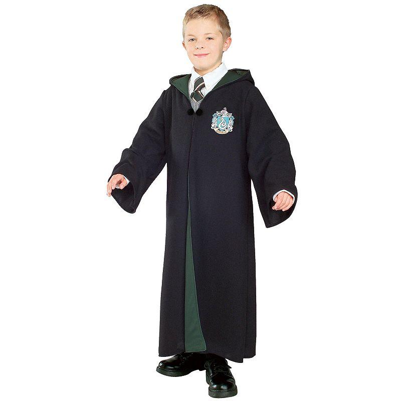 Harry Potter Deluxe Slytherin Robe Costume - Kids