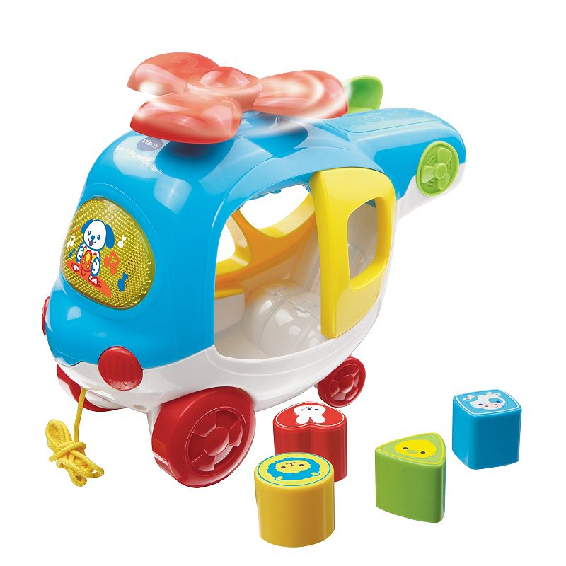VTech Sort and Go Helicopter