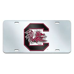 South Carolina Gamecocks Mirror-Style License Plate by