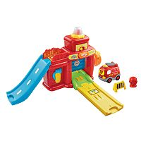 VTech Go! Go! Smart Wheels Fire Station Playset
